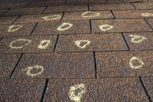 hail damage inspection roofing pontoon beach il