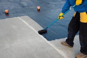 modified bitumen roof collinsville il